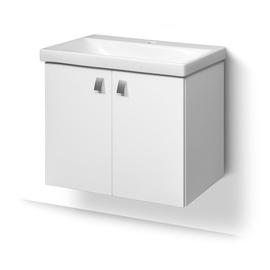 Vonios spintelė su praustuvu Riva SA63-5