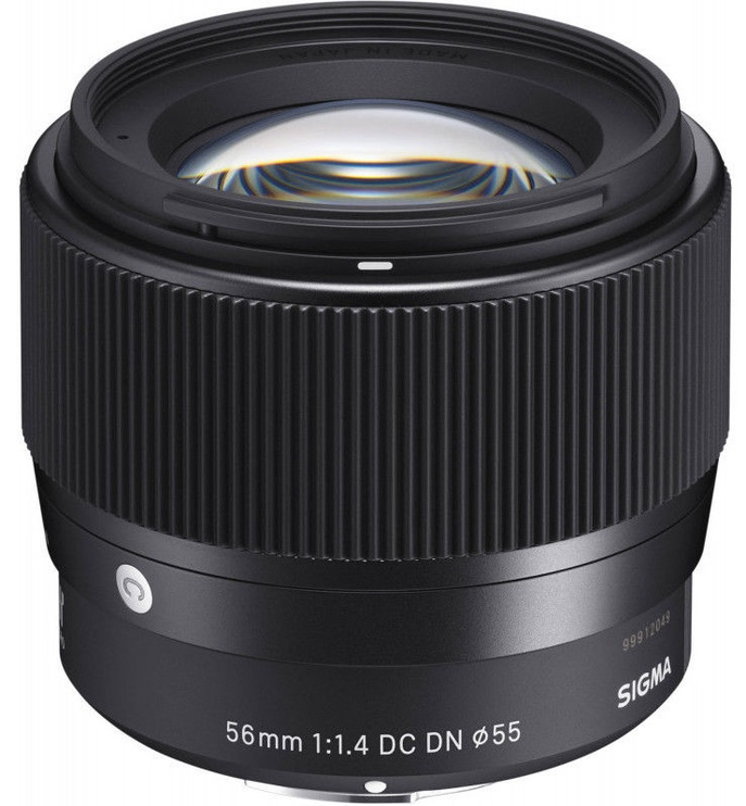 Sigma 56mm f/1.4 DC DN Contemporary For Sony