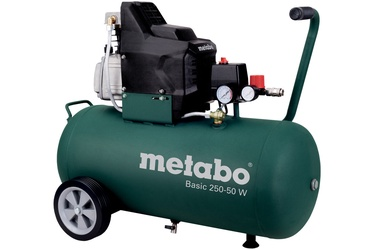 Oro kompresorius Metabo Basic 250, 50W