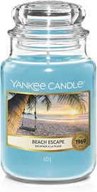 Yankee Candle Classic Large Jar Beach Escape 623g
