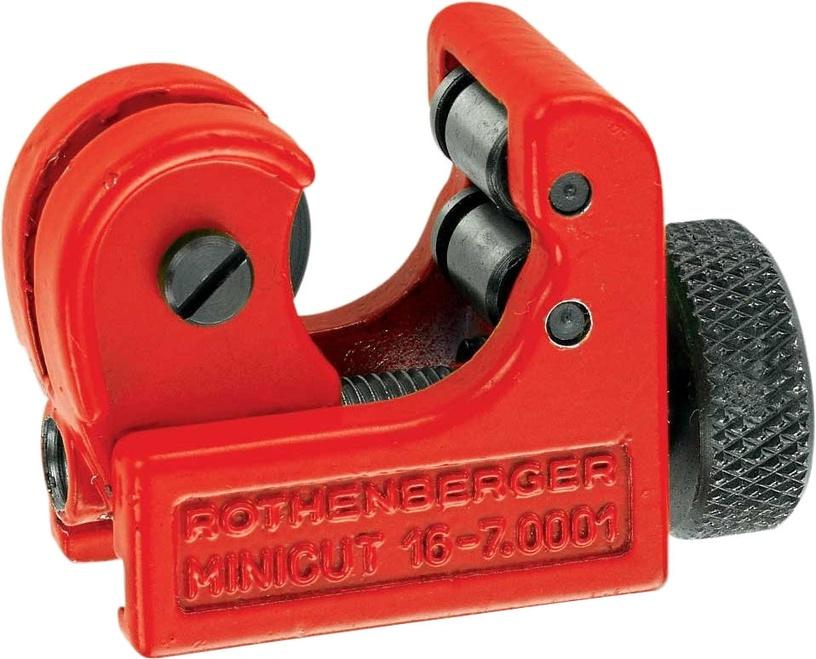 Rothenberger MINICUT I Pro Tube Cutter 3-16mm