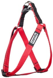 Comfy Dog Harness Jake Duo Red S