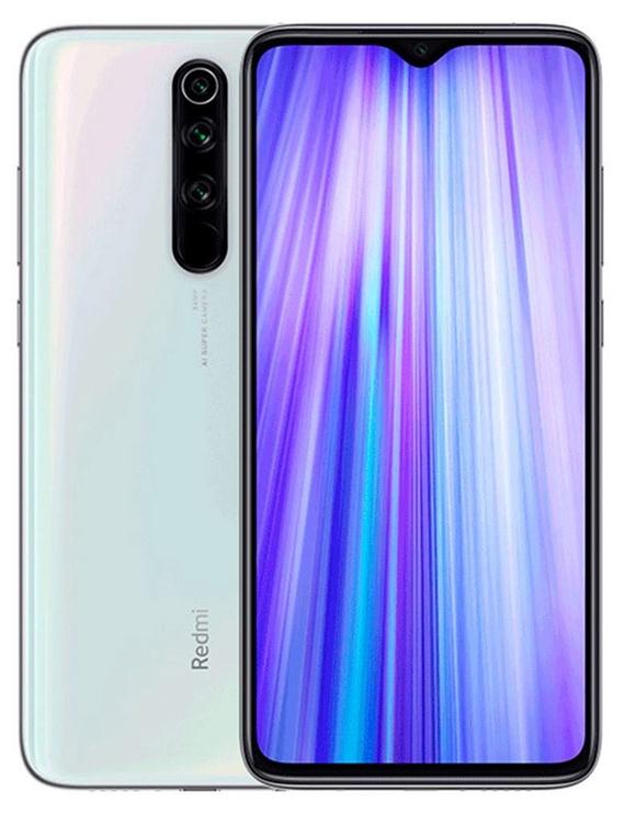 Mobilus telefonas Xiaomi Redmi Note 8 Pro 64GB Dual Pearl White