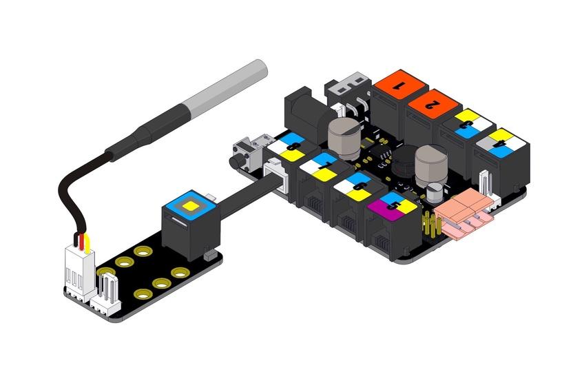 Makeblock Me Temperature Sensor Waterproof DS18B20 11014