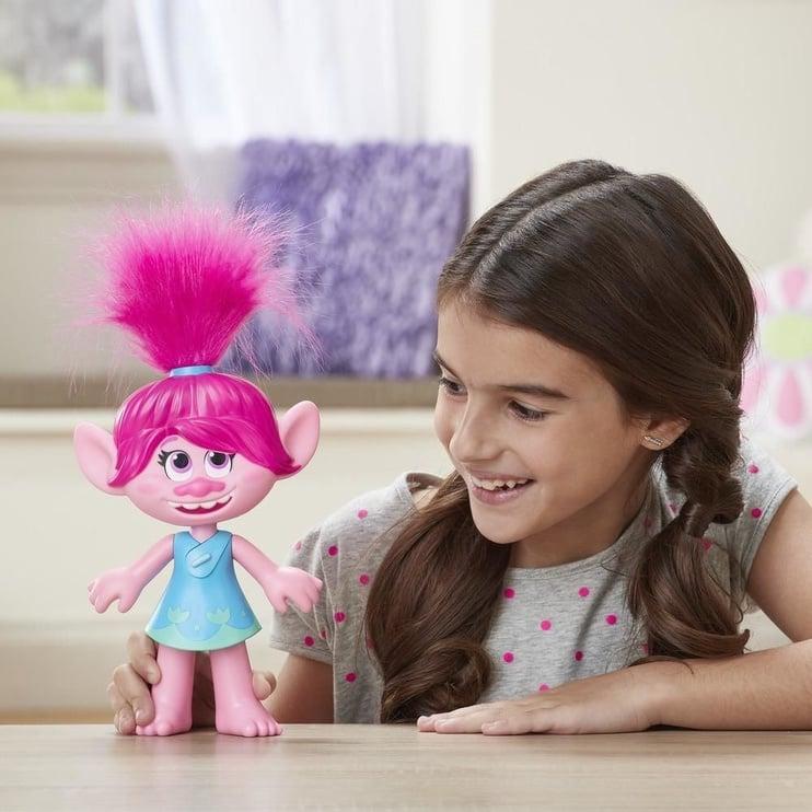Žaislinė figūrėlė Hasbro DreamWorks Trolls World Tour Superstar Poppy E9412
