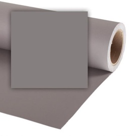 Colorama Studio Background Paper 2.72x11m Smoke Gray
