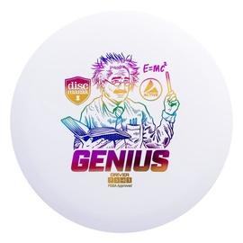 Lidojošais šķīvis Discmania Genius Fairway 7/5/-4/1 White