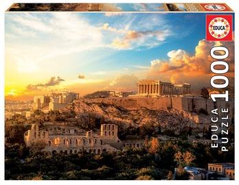Educa Borras Puzzle Acropolis Atenas 1000pcs