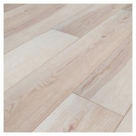 Laminuotos medienos plaušų grindys, 1285 x 192 x 10 mm