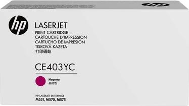 HP Toner CE403YC Magenta