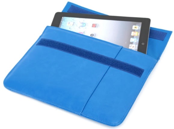 "Platinet Philadelphia Universal Tablet PC Sleeve Case For 8-10.1"" Blue"