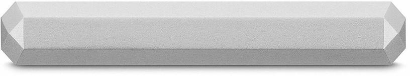 LaCie Mobile Drive 5TB USB 3.1 Moon Silver