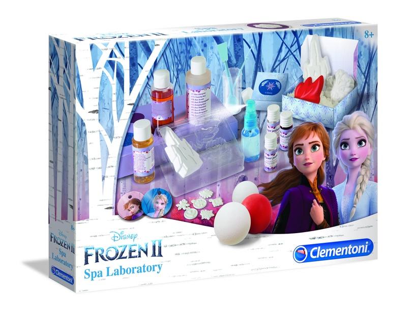 Žaislinis rinkinys kvepalų laboratorija Frozen 18523bl