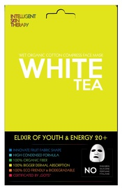 BeautyFace Intelligent Skin Therapy Elixir of Youth Energizing Compress Mask White Tea Extract 1pc