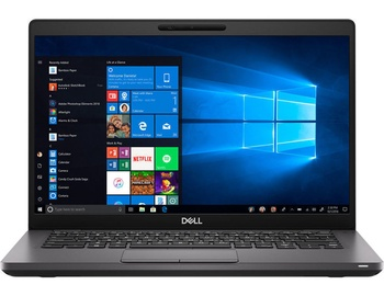 Dell Latitude 5400 Black i5 8/256GB UHD W10P