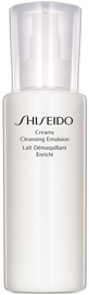 Makiažo valiklis Shiseido Essentials Creamy Cleansing Emulsion, 200 ml