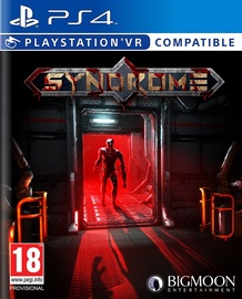 Игра для PlayStation 4 (PS4) Bigmoon Entertainment Syndrome
