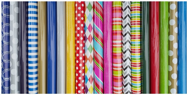 GIFT WRAPPING PAPER 70X200CM P-70200