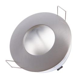 Iebūvējams gaismeklis Vagner SDH L3010A IP44, 50W, matēts sudraba