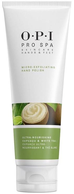 Rankų šveitiklis OPI Pro Spa Skincare Hands & Feet Micro-Exfoliating, 118 ml