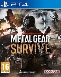 Metal Gear Survive PS4