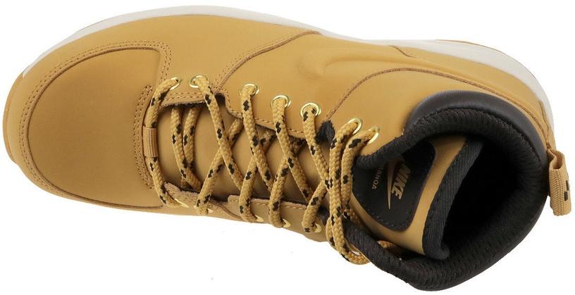 Nike Manoa Lth Gs AJ1280-700 Brown 35.5