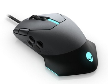 Dell AW510M Alienware Gaming Mouse Dark Grey