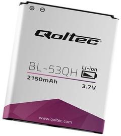 Qoltec Battery For LG Optimus P880/L9 2150mAh