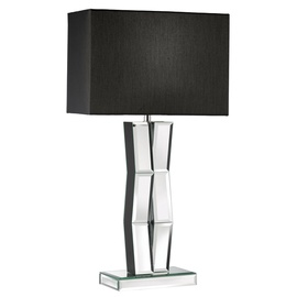 STĀVLAMPA TABLE EU5110BK 1X60W E27 (Searchlight)