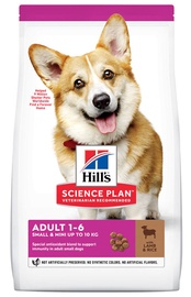 Hill's Science Plan Adult Dog Food w/ Lamb And Rice 1.5kg