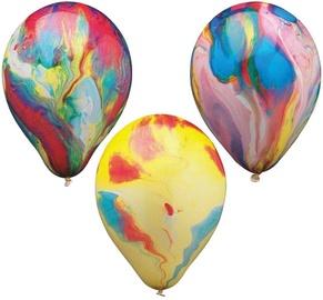 Pap Star Multicolour Balloon 25cm 8pcs