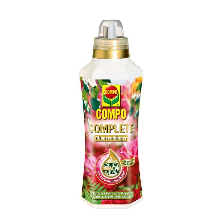 Universalios trąšos gėlėms Compo, 1 l