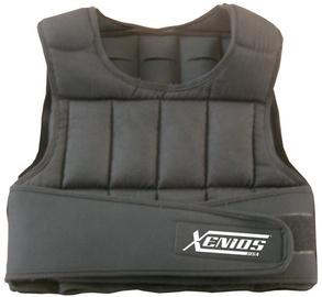 Xenios USA VSWGVT01 Neoprene Runners Weighted Vest 5kg
