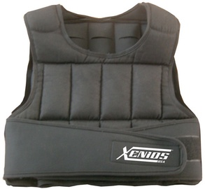 Xenios USA VSWGVT01 Neoprene Runners Weighted Vest 5kg