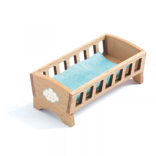 90d073a11a1 Djeco Dolls House Baby Sasha With Bed - Krauta.ee