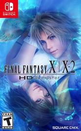 Final Fantasy X / X-2 HD Remaster SWITCH