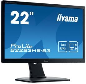 Monitorius Iiyama B2283HS-B3