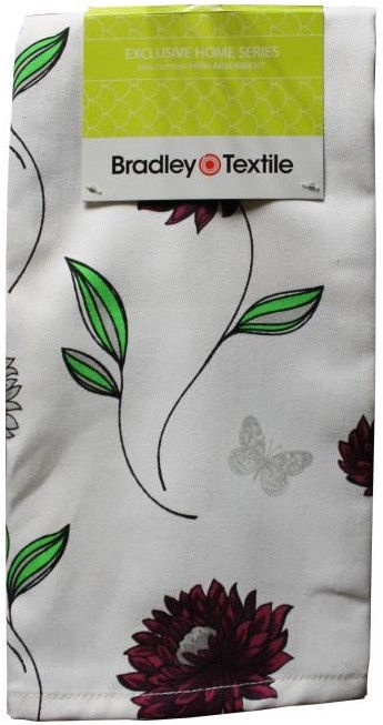 Bradley Kitchen Towel 40x60cm Flower