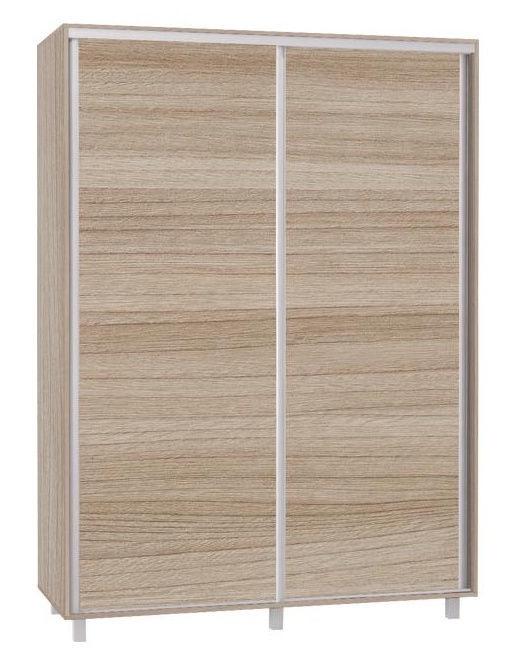 Skapis Bodzio SZP150 Latte, 150x60x210 cm