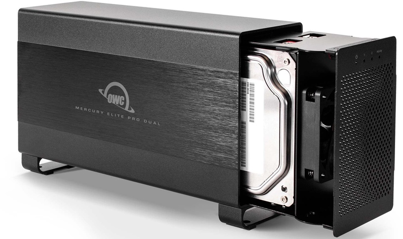 OWC Mercury Elite Pro Dual USB 3.1 Thunderbolt 2 OWCTB2U3MED0GB