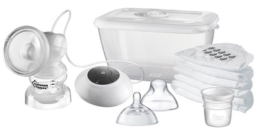 Tommee Tippee Closer To Nature Electric Breast Pump White 423018