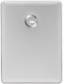 G-Technology G-Drive Mobile USB-C 2TB Silver