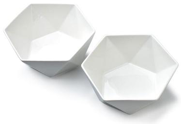 Kauss Mondex Ralph Bowls White 2pcs
