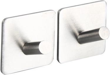 Verners Stainless Steel Hook 45x32mm