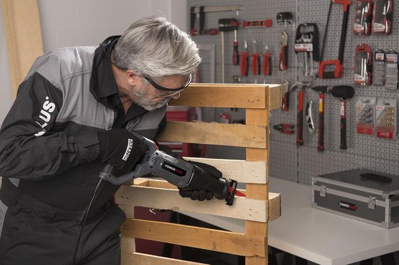 Powerplus POWE30030 Reciprocating Saw