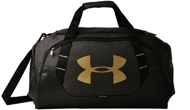 Under Armour Duffel SM 3.0 1300213-002 Black Unisex