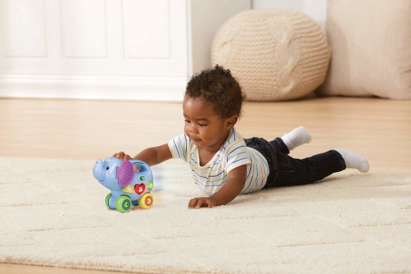 Vtech Baby Push & Play Elephant 80-513603
