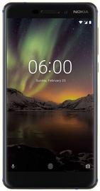 Mobilusis telefonas Nokia 6.1 Blue Gold, 32 GB