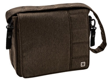 Moon City Line Diaper Bag Brown