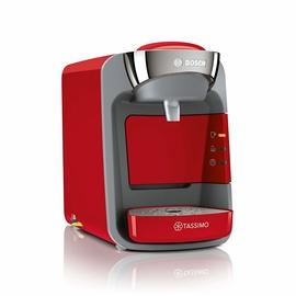 Kavos aparatas Bosch TAS3203 Tassimo Suny Red
